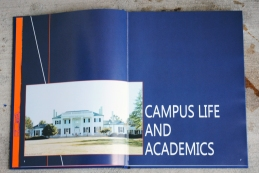 Campus Life and Academics Section Header