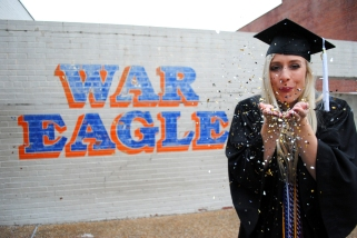 War Eagle Wall
